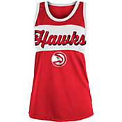 New Era Women's Atlanta Hawks Mesh Tank