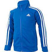 adidas Boys' Warm Up Tricot Jacket