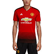 adidas Men's Manchester United 2018 Stadium Home Replica Jersey