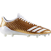 adidas Men's adizero 5-Star 6.0 Gold Football Cleats
