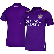 adidas Men's Orlando City Primary Authentic Jersey