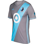 adidas Men's Minnesota United FC Primary Authentic Jersey