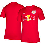adidas Men's New York Red Bulls Secondary Replica Jersey