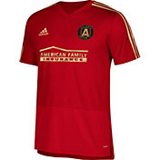 adidas Men's Atlanta United Training Red Performance Shirt