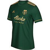 adidas Men's Portland Timbers Primary Replica Jersey