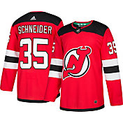 adidas Men's New Jersey Devils Cory Schneider #35 Authentic Pro Home Jersey