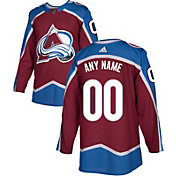 adidas Men's Custom Colorado Avalanche Authentic Pro Home Jersey