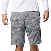adidas Men's SpeedBreaker Tech Heather Shorts