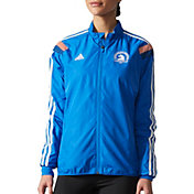 adidas Women's Boston Marathon Celebration Running Jacket