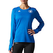 adidas Women's Boston Marathon Supernova Running Long Sleeve Shirt