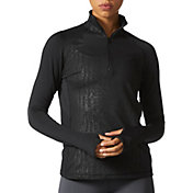 adidas Women's techfit Cold Weather 1/2 Zip Pullover