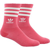 adidas Women's Originals Roller Single Crew Socks