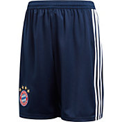 adidas Youth Bayern Munich 2018 Stadium Home Replica Shorts