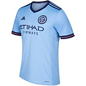 adidas Youth New York City FC Primary Replica Jersey