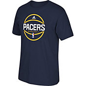 adidas Youth Indiana Pacers Navy T-Shirt