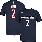 adidas Youth Washington Wizards John Wall #2 Navy T-Shirt