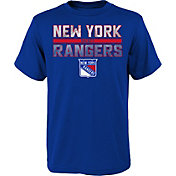 NHL Youth New York Rangers T-Rex Royal T-Shirt