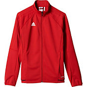 adidas Boys' Tiro 17 Training Jacket