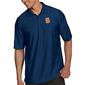 Antigua Men's Syracuse Orange Blue Illusion Polo