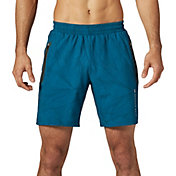 SECOND SKIN Men's Woven Printed Training Shorts