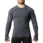SECOND SKIN Men's Cold Weather Compression Long Sleeve Top