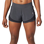 SECOND SKIN Women's 2-In-1 Shorts