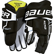Bauer Youth Supreme S170 Ice Hockey Gloves