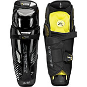 Bauer Junior Supreme S190 Ice Hockey Shin Guards