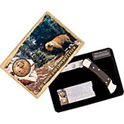 Buck Knives 110 Folding Hunter Knife Gift Tin