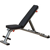 Body Solid Folding Adjustable Bench