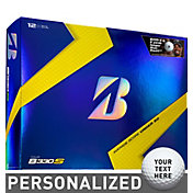 Bridgestone Tour B330-S B Mark Personalized Golf Balls – Limited Edition