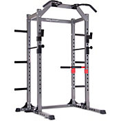 Body Champ Deluxe Power Rack Cage System
