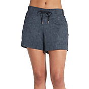 CALIA by Carrie Underwood Women's Anywhere Printed Cuff Shorts