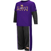 Colosseum Athletics Toddler Boys' LSU Tigers Purple Pointer Set