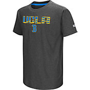 Colosseum Youth UCLA Bruins Grey Hat Trick T-Shirt