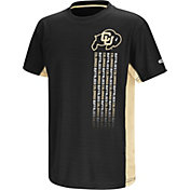Colosseum Youth Colorado Buffaloes Black Setter T-Shirt