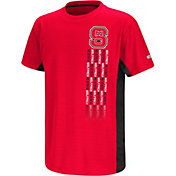 Colosseum Youth North Carolina State Wolfpack Red Setter T-Shirt
