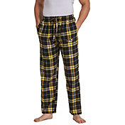 Concepts Sport Men's Missouri Tigers Black/Gold Huddle Sleep Pants