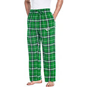 Concepts Sport Men's North Texas Mean Green Green/White Huddle Sleep Pants