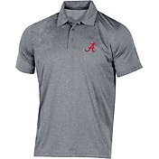 Champion Men's Alabama Crimson Tide Grey Classic Polo