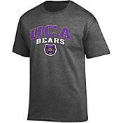 Champion Men's Central Arkansas Bears Grey Big Soft T-Shirt