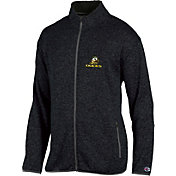 Champion Men's Oregon Ducks Grey Playbook Full-Zip Jacket