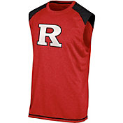 Champion Men's Rutgers Scarlet Knights Scarlet Muscle Tee