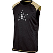 Champion Men's Vanderbilt Commodores Black Muscle Tee