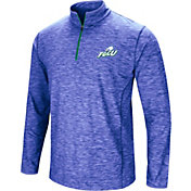 Colosseum Athletics Men's Florida Gulf Coast Eagles Blue Action Pass Quarter-Zip Shirt