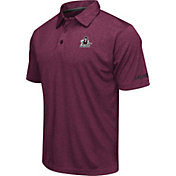 Colosseum Men's New Mexico State Aggies Maroon Axis Polo