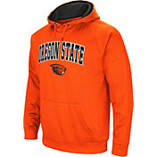 Colosseum Men's Oregon State Beavers Orange Performance Hoodie