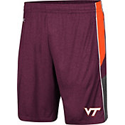 Colosseum Men's Virginia Tech Hokies Maroon Triple A Shorts