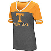 Colosseum Athletics Women's Tennessee Volunteers McTwist Jersey T-Shirt