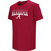 Colosseum Youth Alabama Crimson Tide Crimson Dual Blend T-Shirt
